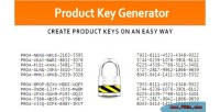 Key product generator