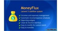 Laravel moneyflux system cashflow 5