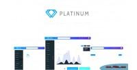 Laravel platinum vuejs starter admin spa