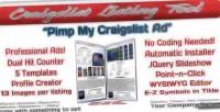 Listing craigslist tool