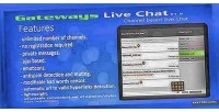 Live gateways chat