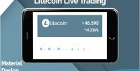Live litecoin trading