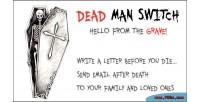 Man dead switch
