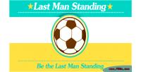 Man last standing