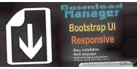 Manager download ui bootstrap responsive