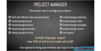 Manager project