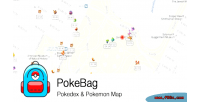 Map pokemon pokedex