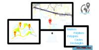 Maps google draw module
