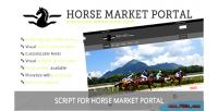 Market horse portal rent sell