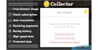 Membership collector
