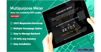 Meter multipurpose availability your show