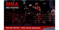 Mma pro fighter online game based browser