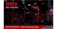 Mma pro fighter online game based browser