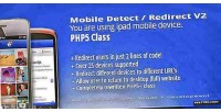 Mobile php device detect