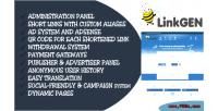 Monetized adfly clone url script php shortener monetized
