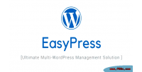Multi easypress wordpress management