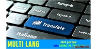 Multi lang your website languages multiple in