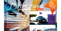 Multipurpose classifieds market infinity portal