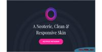 Nextpost neptune instagram skin