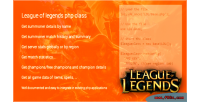 Of league class php legends