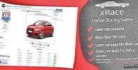 Online xrace script game racing