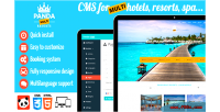 Panda multi resorts cms hotels multi for
