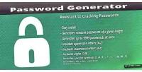 Password fpg generator