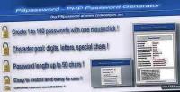 Password pbpassword generator
