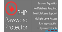 Password php protector system login php