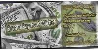 Payment envato widget