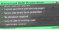 Php advanced protection
