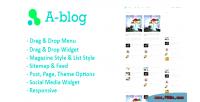 Php aries blog script