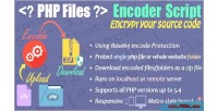 Php files encoder script style metro responsive