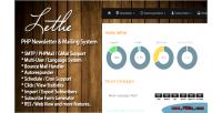 Php lethe system mailing newsletter