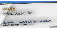 Php myregexp builder expression regular