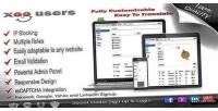 Php secure login script management users