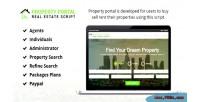 Portal property