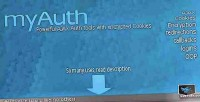 Myauth powerful auth tools cookies encrypted w