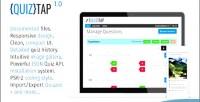 Premium quiztap app web quiz
