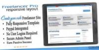 Pro freelancer responsive