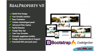 Property a complete real system portal estate property