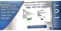 Protect password
