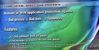 Proxy bad ban bot and