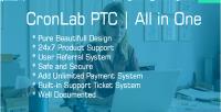 Ptc cronlab all one in ptc for script