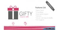Raffle gifty system