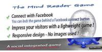 Reader mind social game