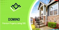 Real domino estate cms listing property