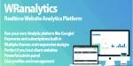 Realtime wranalytics multiuser platform analytics website