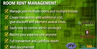Rent room management