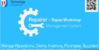 Repair repairer system management workshop